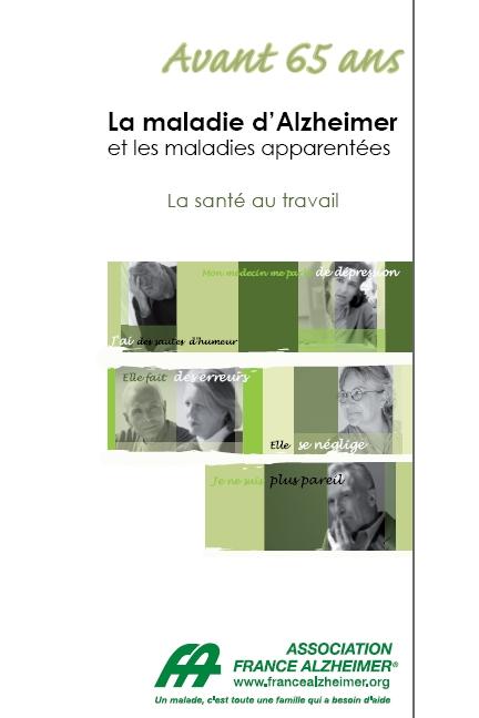 Alzheimer avant 65 ans la santé au travail
